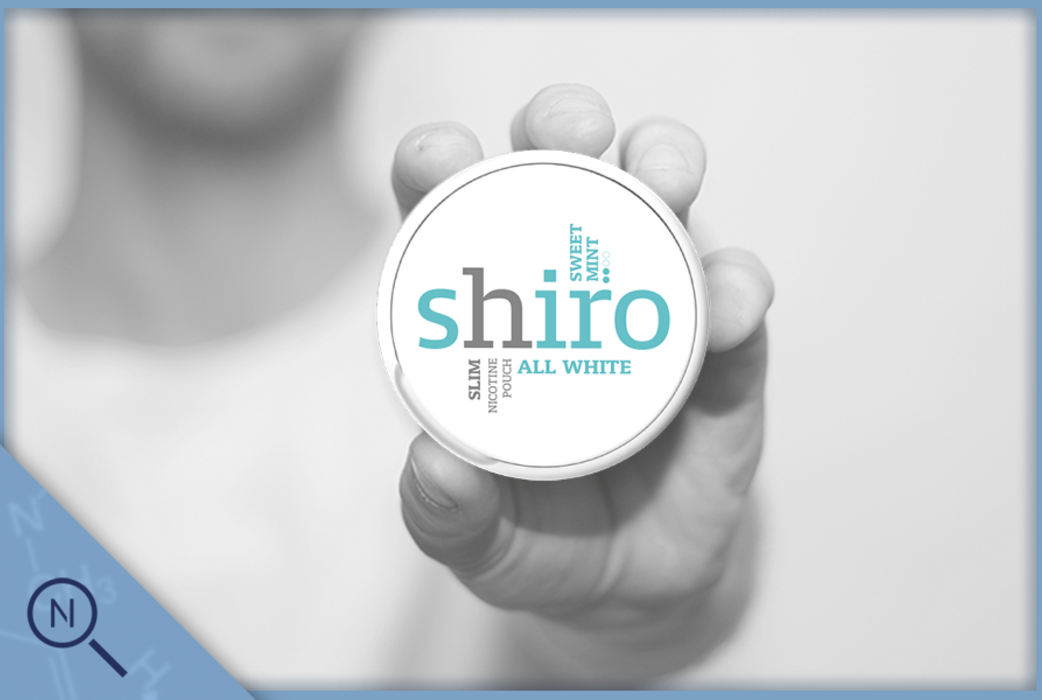 What are Shiro nicotine pouches?