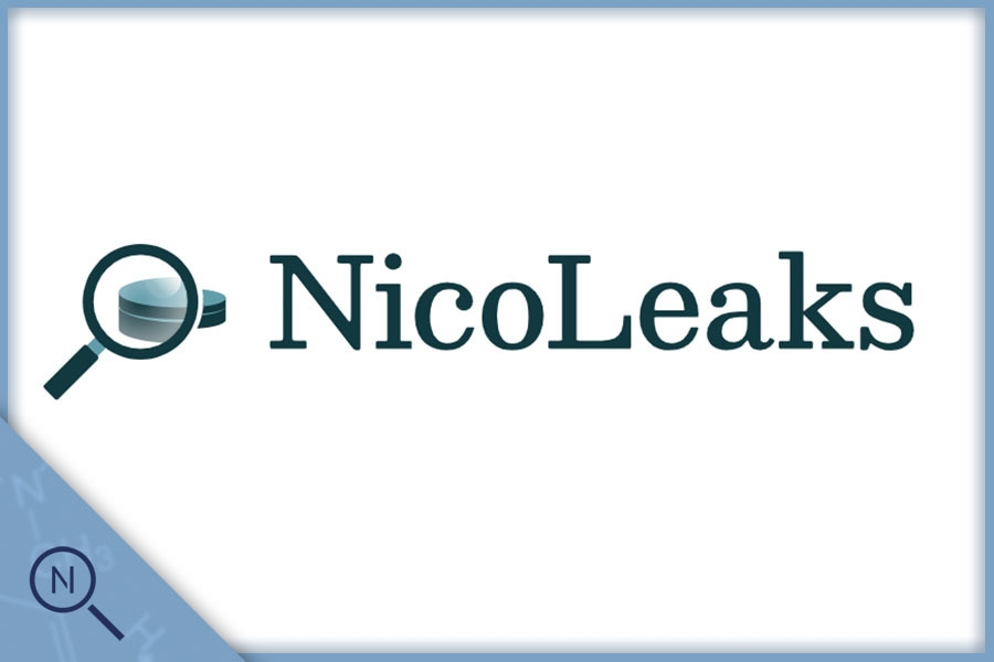 What does my nicotine pouch contain? Learn more at the information portal NicoLeaks