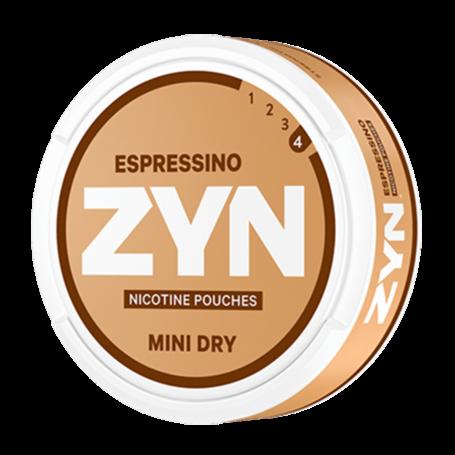 Zyn Espressino Mini Strong Nikotin Pouches