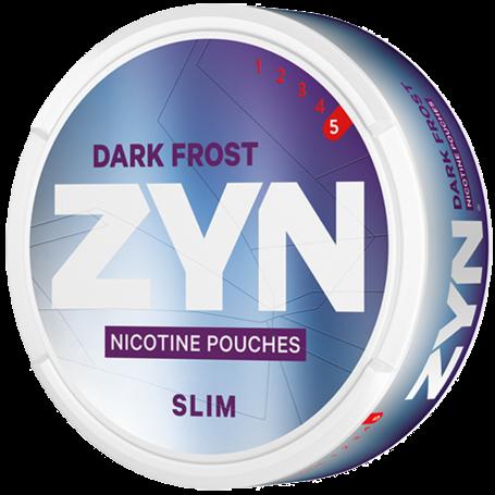 Zyn Dark Frost Slim Extra Strong Nikotin Pouches