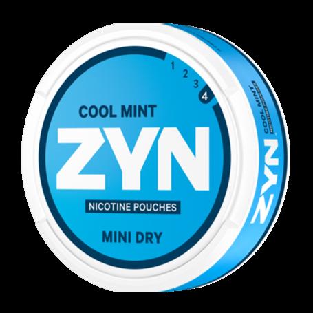 Zyn Cool Mint Mini Stark