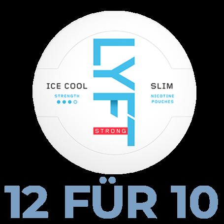Lyft Ice Cool Mint Slim Stark