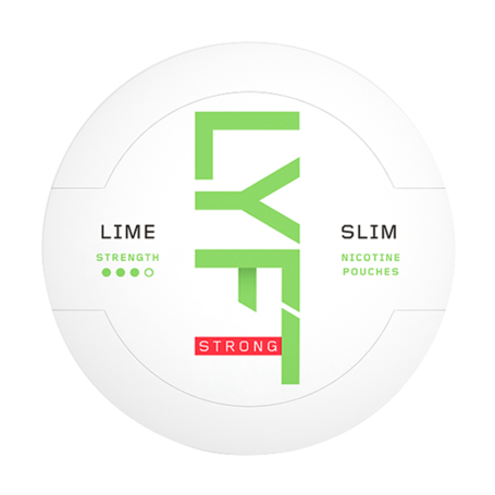 Lyft Lime Slim Stark