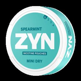 Zyn Spearmint Mini Light