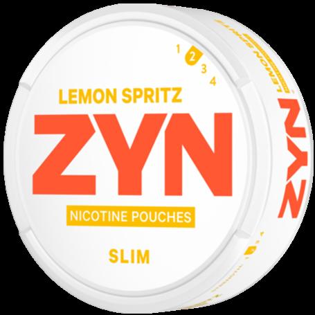 Zyn Lemon Spritz Slim Normal