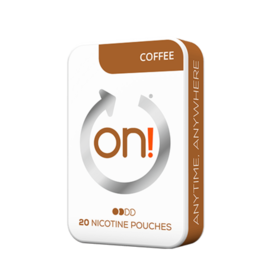 On! Coffee 3mg Mini Light