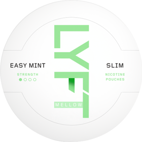 Lyft Easy Mint Slim Mellow