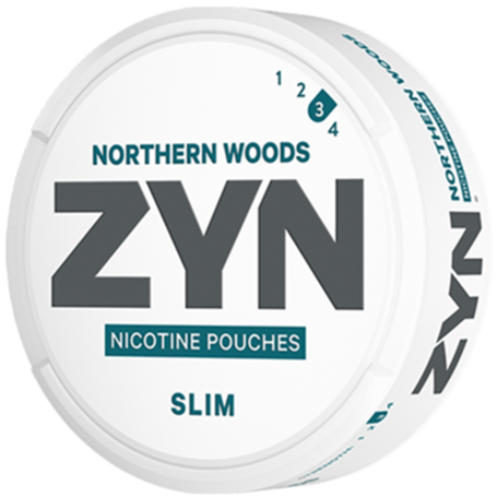 Zyn Northern Woods Slim Stark