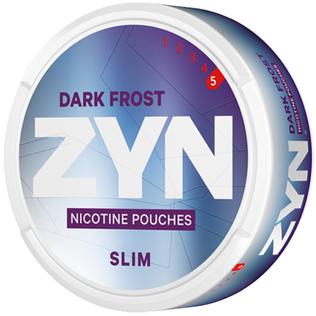 Zyn Dark Frost Slim Extra Stark