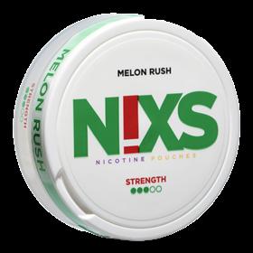 N!xs Melon Rush Large Normal Nikotinbeutel