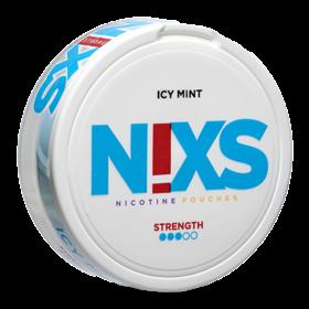 N!xs Icy Mint Large Stark Nikotinbeutel