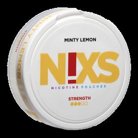 N!xs Minty Lemon Large Stark Nikotinbeutel