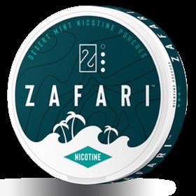 Zafari Desert Mint 6mg Slim Normal Nikotinbeutel