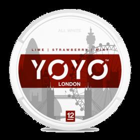 YOYO London Slim Normal Nikotinbeutel