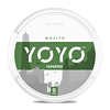 YOYO Havana Slim Normal Nikotinbeutel
