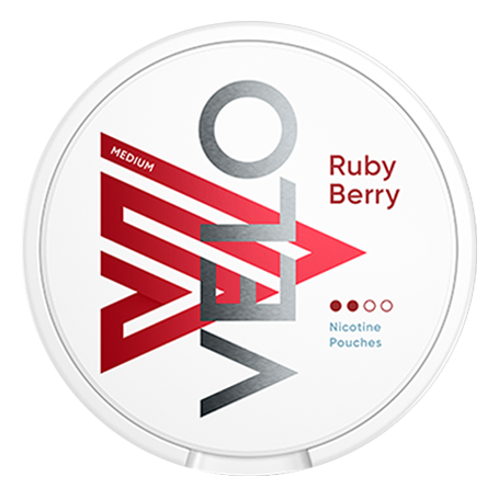 Velo Ruby Berry Slim Normal