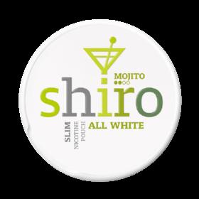 Shiro Mojito Slim Normal Nikotinbeutel
