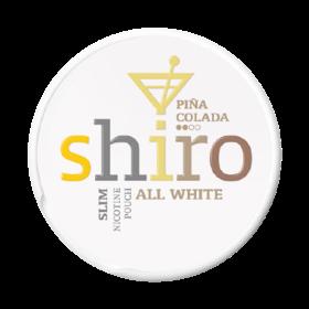 Shiro Pina Colada Slim Normal Nikotinbeutel