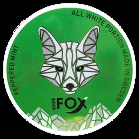 White Fox Peppered Mint Slim Extra Stark