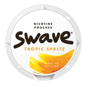 Swave Tropic Spritz Slim Stark Nikotinbeutel