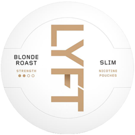 Lyft Blonde Roast Slim Normal