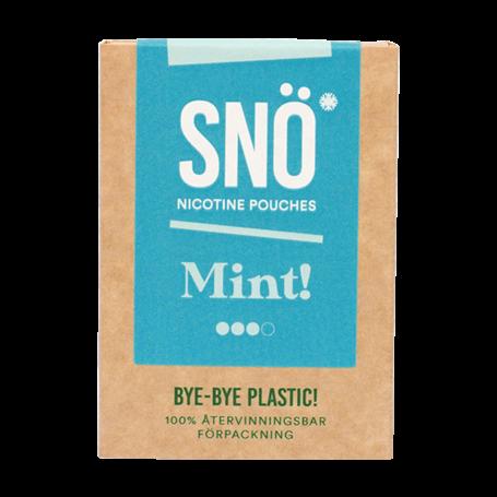 SNÖ Mint Mini Light Nikotinbeutel