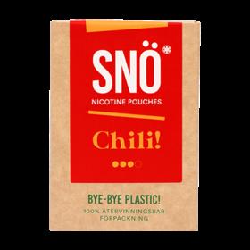 SNÖ Chili Mini Stark Nikotinbeutel