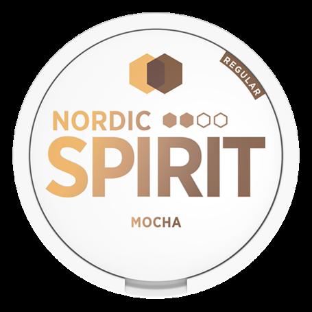 Nordic Spirit Mocha Slim Normal Nikotinbeutel