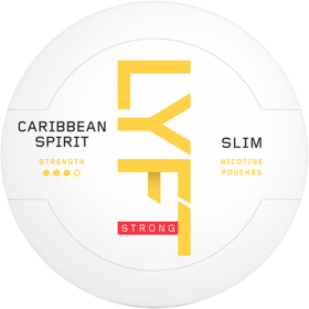 Lyft Caribbean Spirit Slim Stark