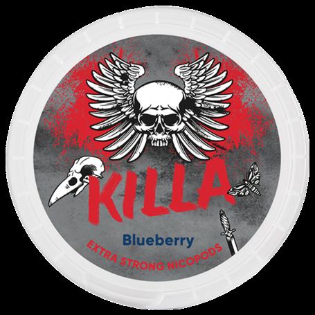 Killa Blueberry Slim Extra Stark