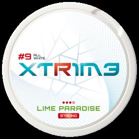 Extreme Lime Paradise Slim Extra Stark