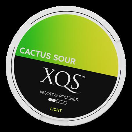 XQS Cactus Sour Slim Normal Nikotinbeutel