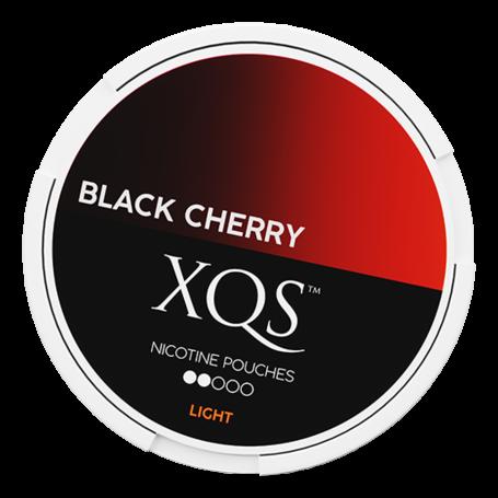 XQS Black Cherry Slim Normal Nikotinbeutel
