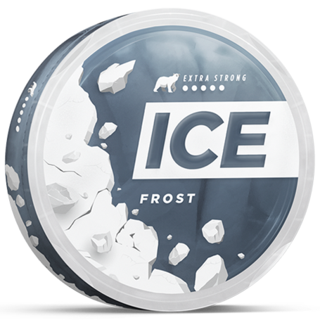 Ice Frost Slim Extra Stark Nikotinbeutel