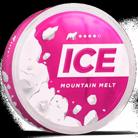 Ice Mountain Melt Slim Extra Stark Nikotinbeutel