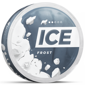 Ice Frost Slim Normal Nikotinbeutel