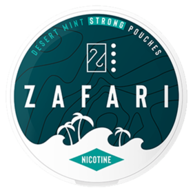 Zafari Desert Mint 10mg  Slim Extra Stark