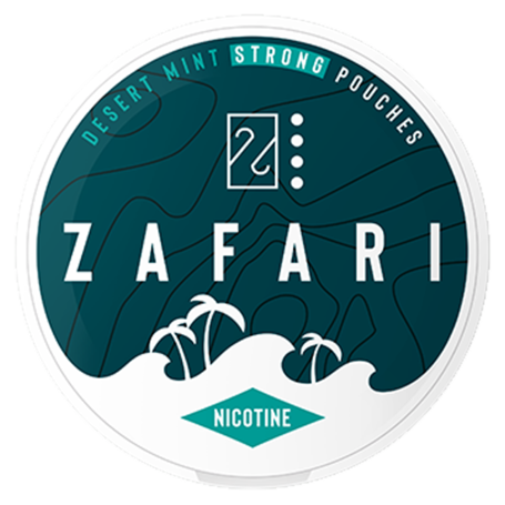 Zafari Desert Mint Slim Extra Stark