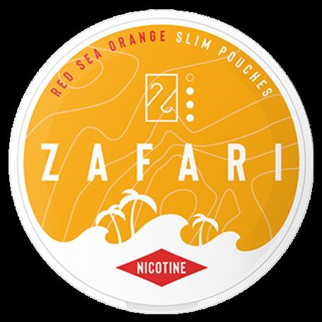 Zafari Red Sea Orange Slim Stark