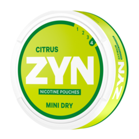 Zyn Citrus 6mg Mini Normal Deutschland