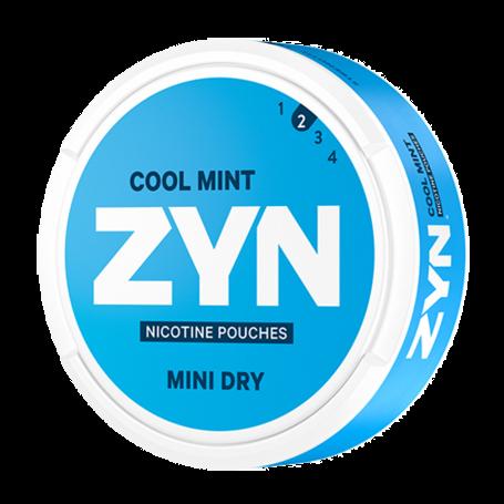 Zyn Cool Mint 3mg Mini Light Deutschland
