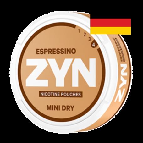 Zyn Espressino 6mg Mini Normal Deutschland