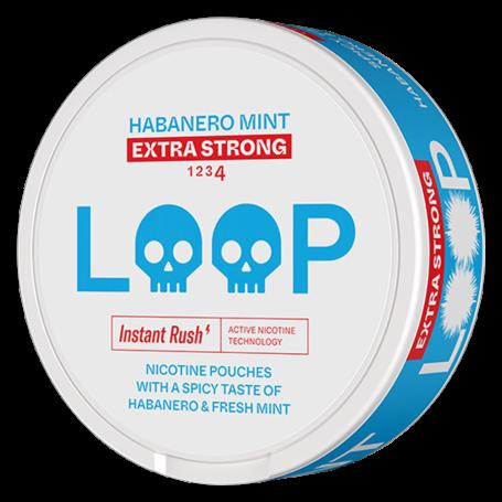 LOOP Habanero Mint Slim Extra Stark