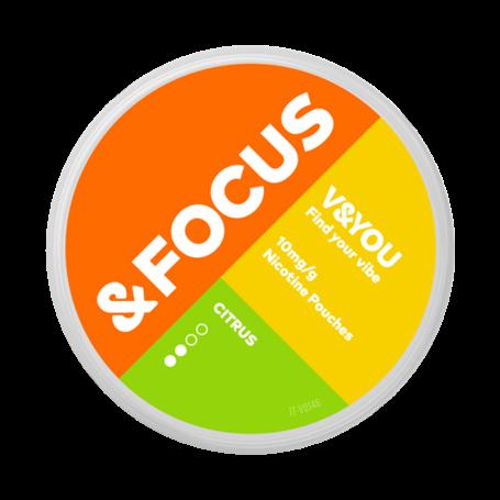 V&YOU &FOCUS Citrus Slim Normal