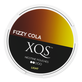 XQS Fizzy Cola Slim Normal Nicotine Pouches