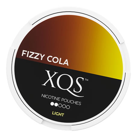 XQS Fizzy Cola Slim Normal