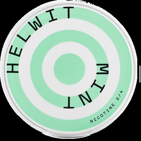 Helwit Mint Slim Light Nikotinbeutel