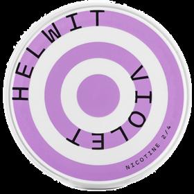 Helwit Violet Slim Light Nikotinbeutel