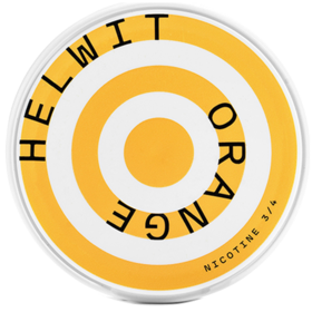 Helwit Orange Slim Normal Nikotinbeutel