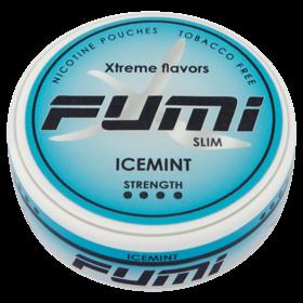 Fumi Icemint Slim Extra Stark Nikotinbeutel